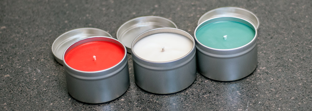 Beginner Soy Candle Making Instructions Holiday Candle Tins