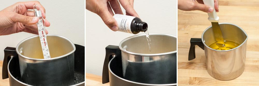 Add citronella fragrance 2