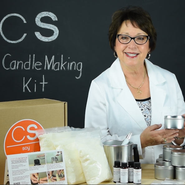 Soy Candle Making Kit Instructional Video