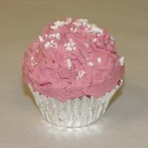 Soy Cupcake Candles