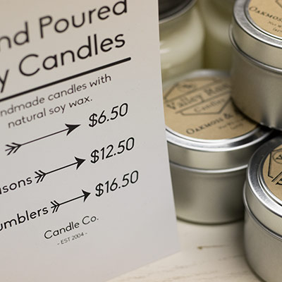 How to Price your Candles