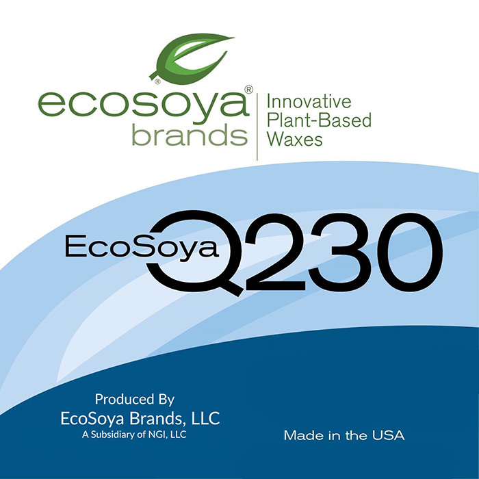 ECOSOYA Q230 SOY WAX