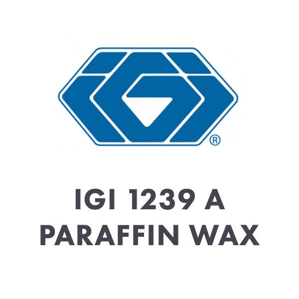 IGI 1239 A PARAFFIN WAX