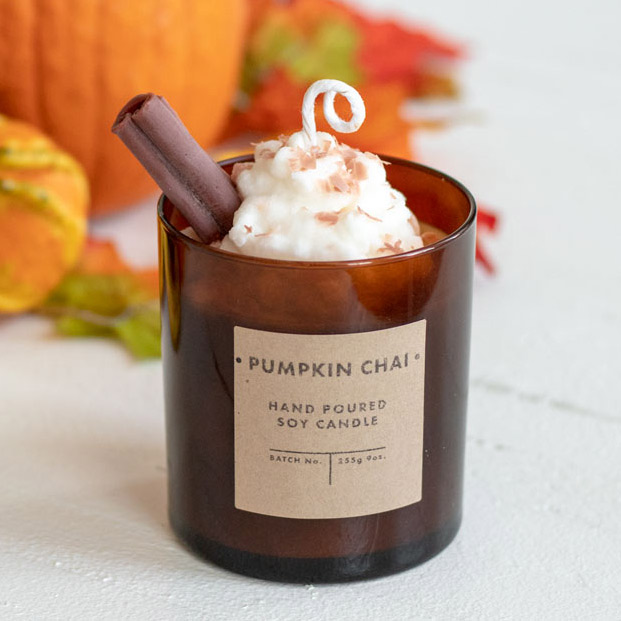 Pumpkin Chai Candles