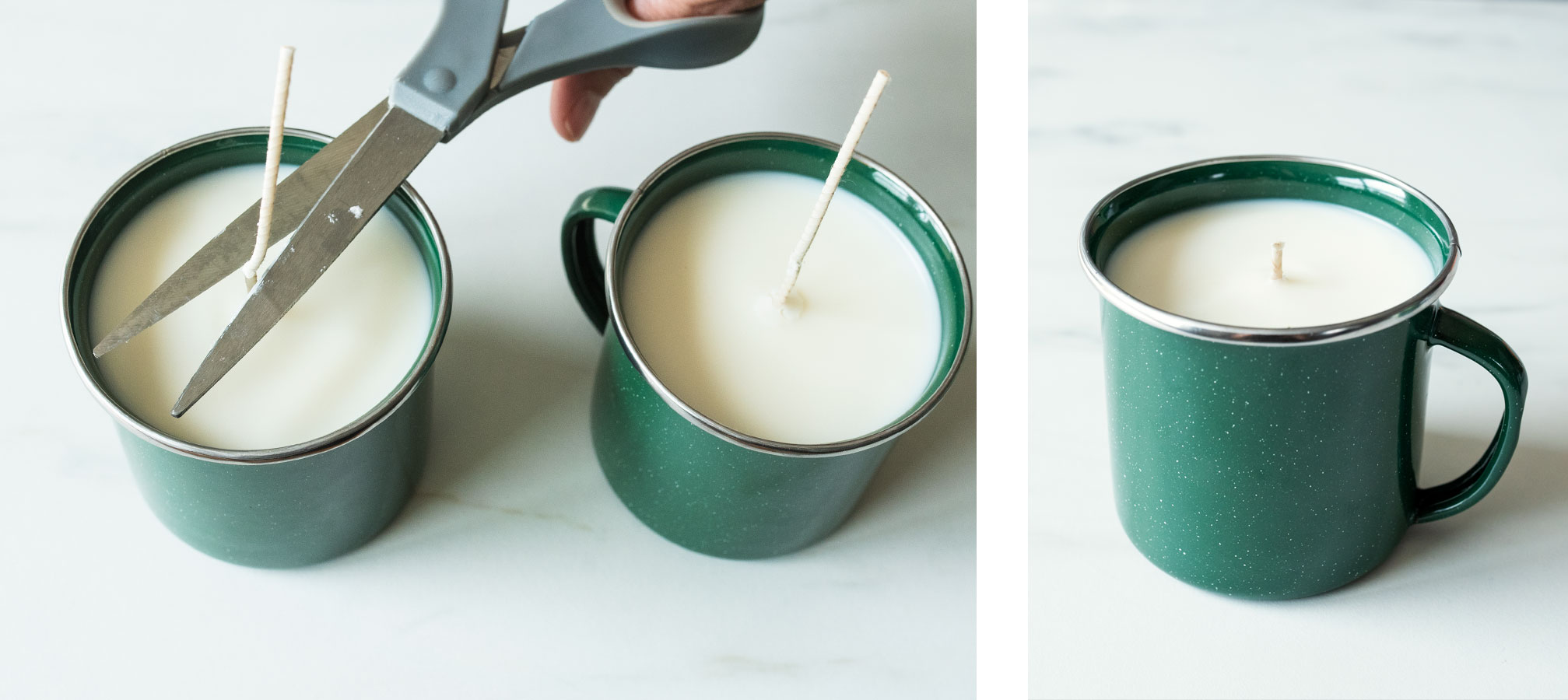 How To Make Enamel Mug Candles Candlescience