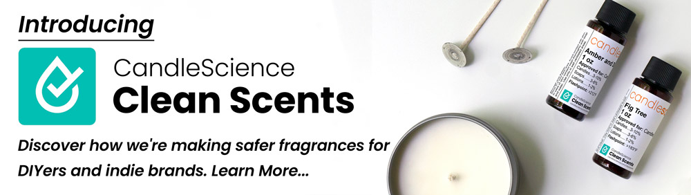 CandleScience Clean Scents Fragrance Oils