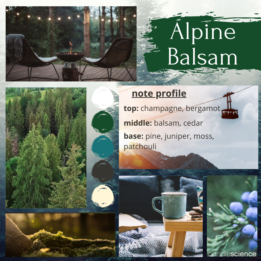 Alpine Balsam Fragrance Oil
